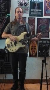 Dave Ostrowski – bass guitar, vocals