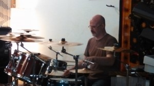 Darin Brannon – drums, percussion