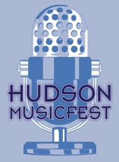 HudsonMusicFest - 2012 logo