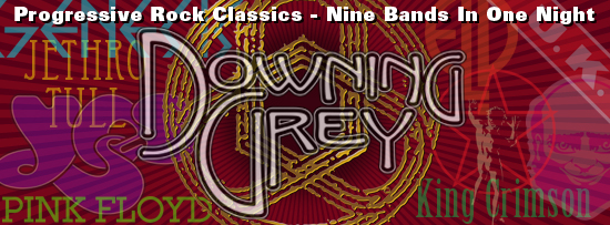 Downing Grey - Progressive Rock Classics - Nine Bands in One Night