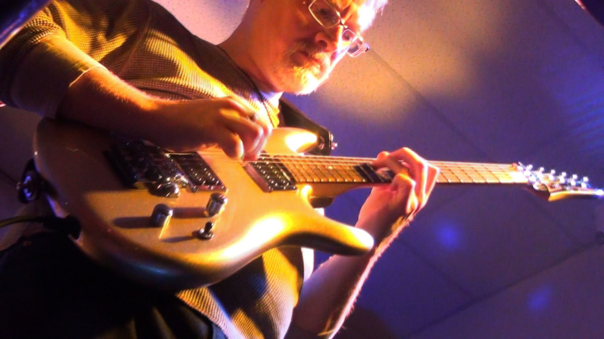 Bill Shannon with Progressive Rock Tribute Band Downing Grey at Putnam Den - #3