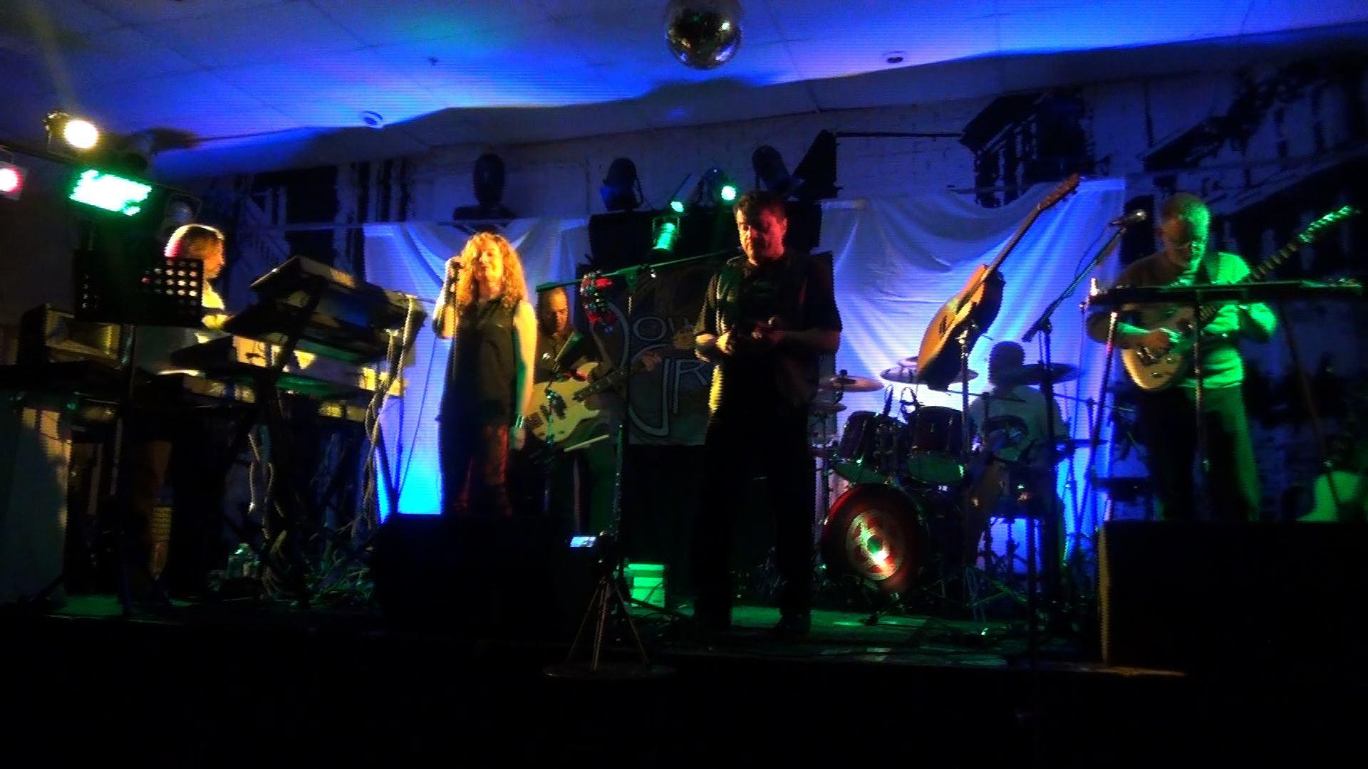 Progressive Rock Tribute Band Downing Grey at Putnam Den - #1