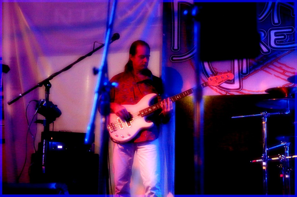 Dave Ostrowski with Progressive Rock Tribute Band Downing Grey at Keegan Ales – #3
