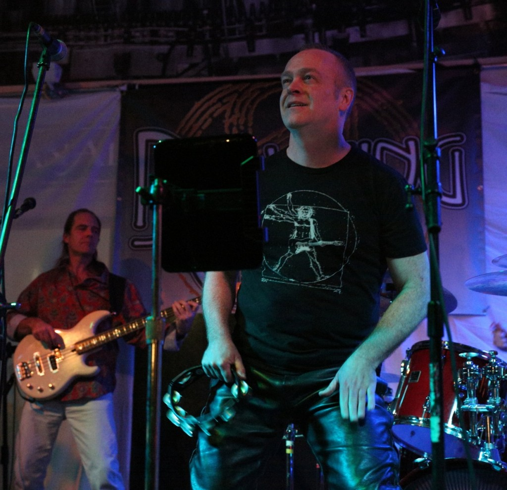 Dave Ostrowski and Billy Spillane with Progressive Rock Tribute Band Downing Grey at Keegan Ales – #1